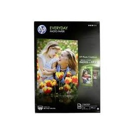 PAPEL FOTOGRAFICO HP EVERYDAY A-4 200 G (25h) Ref Q5451A