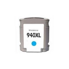HP 940 XL Cyan C4907 Compatible