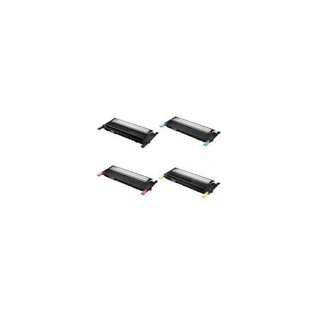 SAMSUNG K 4072 CLP 320 Cyan Compatible