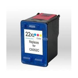 HP 22 XL C9352CE Compatible