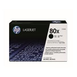 HP CF 280 XD 80XD Negro Pack 2
