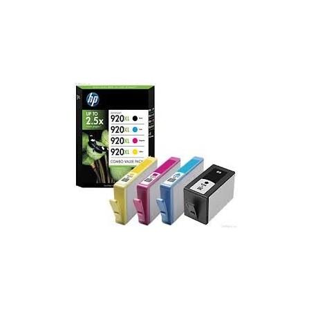 HP 920 XL Pack C2N92