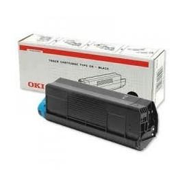 OKI C3100 / TYPE C6L Negro Ref 42804516