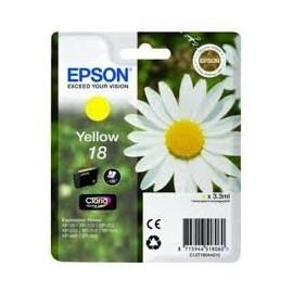 EPSON T1804 Amarillo 18