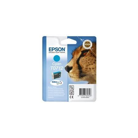 EPSON T0712 Cyan