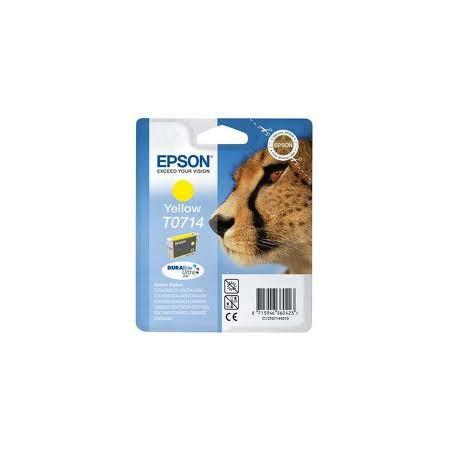 EPSON T0714 Amarillo