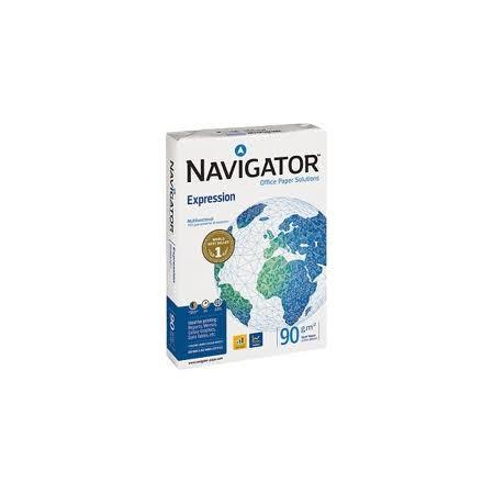 PAPEL NAVIGATOR 90 G A4 (500)